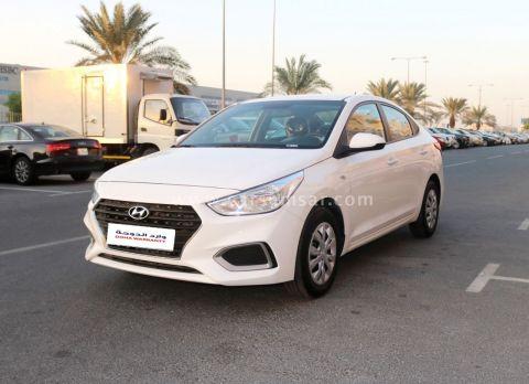 2019 Hyundai Accent 1.3