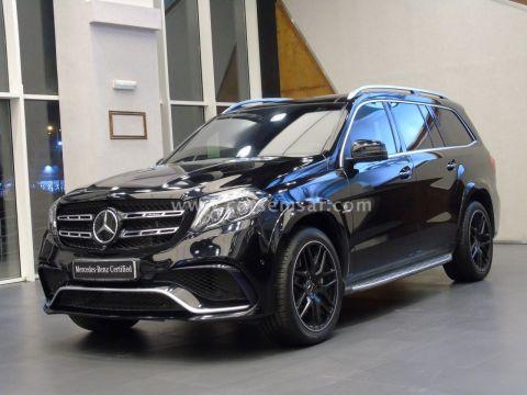 2016 Mercedes-Benz GLS-Class GLS 63 AMG
