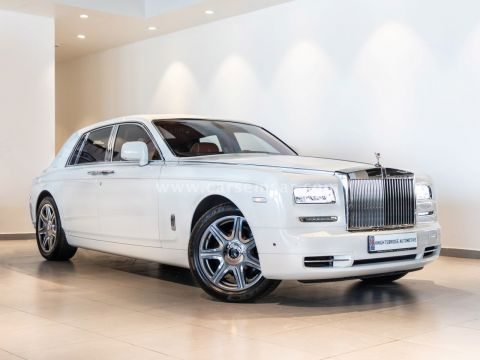 2015 Rolls-Royce Phantom V12