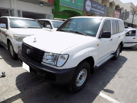 2005 Toyota Land Cruiser G