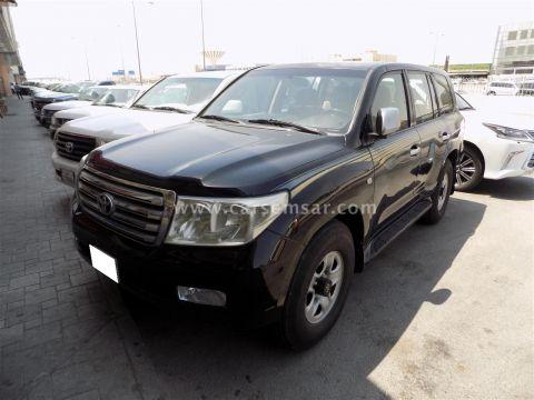 2010 Toyota Land Cruiser VXR