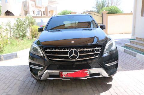 2015 Mercedes-Benz ML-Class ML 400 3.0 V6