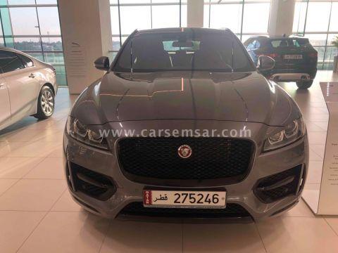 2018 Jaguar F-Type F-Pace