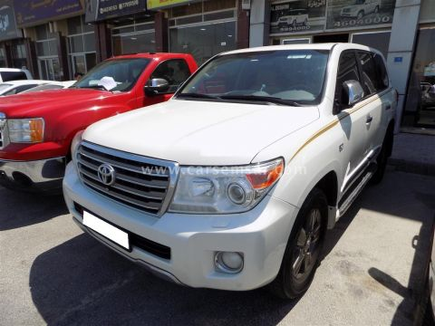 2015 Toyota Land Cruiser VXR