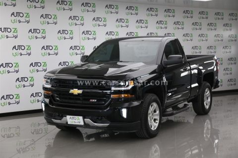 2018 Chevrolet Silverado 2500HD Regular Cab