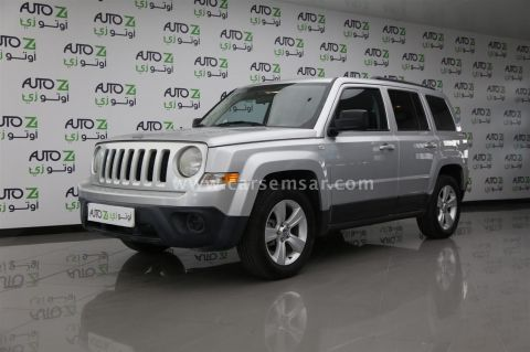 2013 Jeep Patriot 2.4