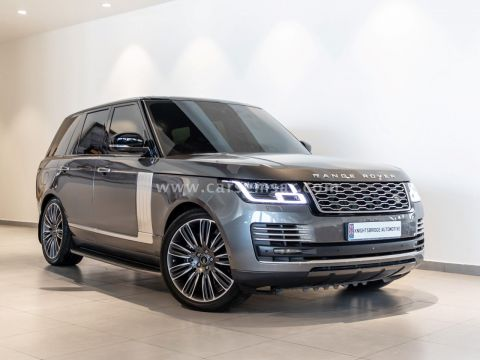 2018 Land Rover Range Rover Vogue Autobiography