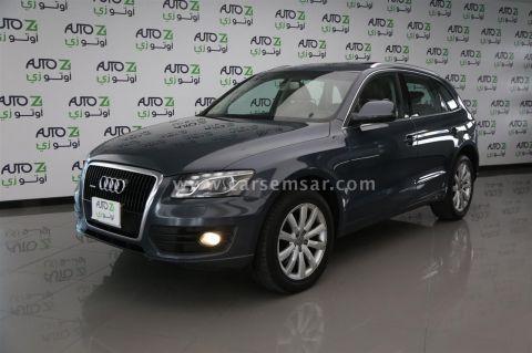 2011 Audi Q5 3.2 Quattro
