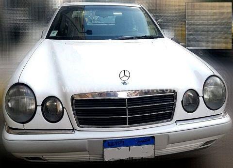 1996 Mercedes-Benz E-Class E 200