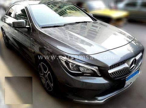 2018 Mercedes-Benz CLA-Class CLA 180