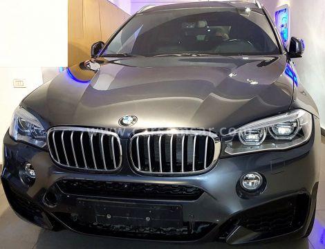 2017 BMW X6 5.0 Sport