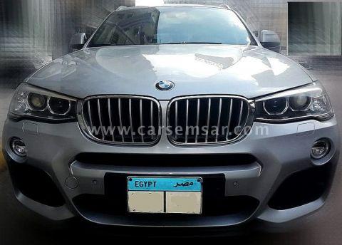 2016 BMW X4 35i