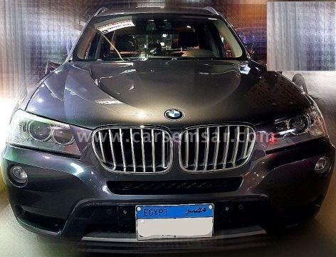 2014 BMW X3 3.0i