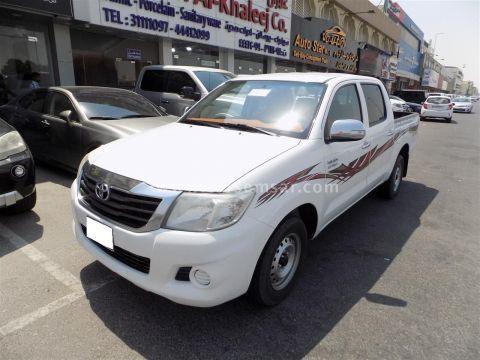2014 Toyota Hilux 2.7