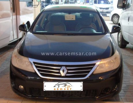 2012 Renault Safrane