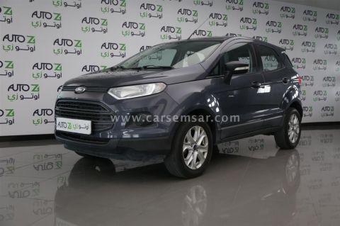 2016 Ford Eco Sport Titanium