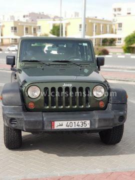 2009 Jeep Wrangler 3.8 V6