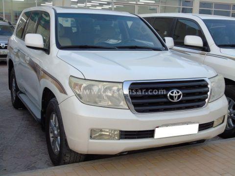 2008 Toyota Land Cruiser GX