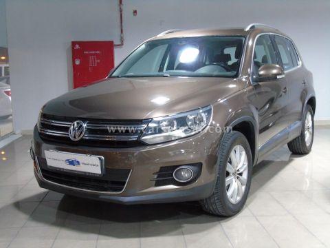 2012 Volkswagen Tiguan 2.0 TSI