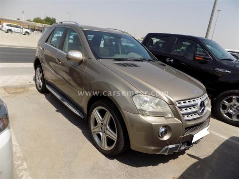 2010 مرسيدس بنز الفئه ML 350 4Matic