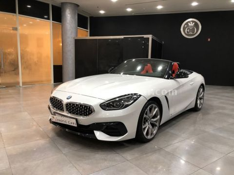 2019 BMW Z4 2.5i