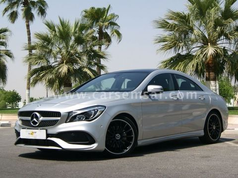 2018 Mercedes-Benz CLA-Class CLA 250