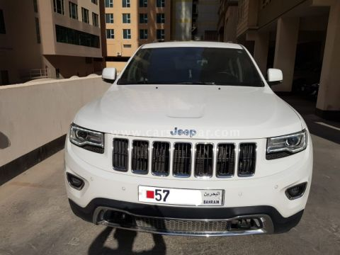 2015 Jeep Grand Cherokee 3.6 Limited 4x4