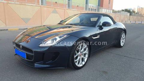 2014 Jaguar F-Type 3.0
