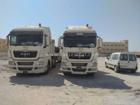 2011 Man Truck