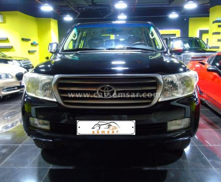 2009 Toyota Land Cruiser GXR V8