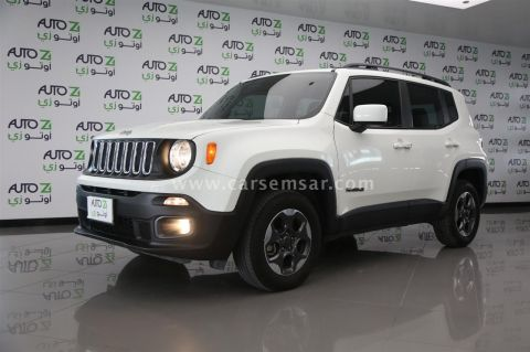 2017 Jeep Renegade Longitude