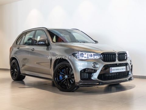 2018 BMW X5 M Power