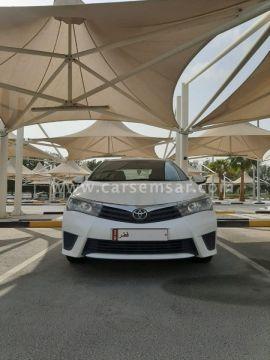 2015 Toyota Corolla GLi 1.6
