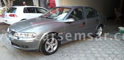2001 Opel Vectra GTS 1.6