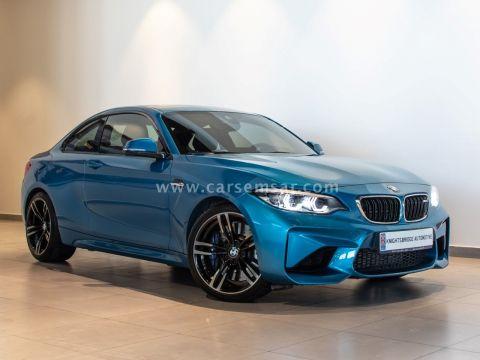 2018 BMW M M2