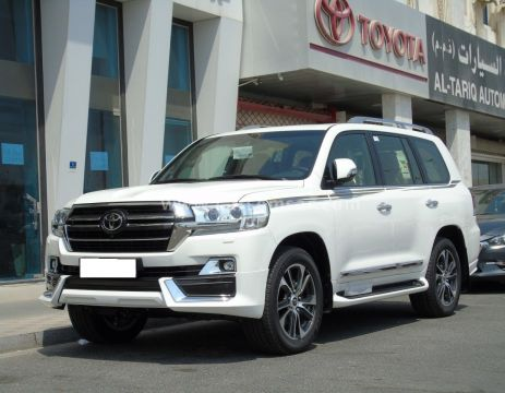 2020 Toyota Land Cruiser VXS Grand Touring S