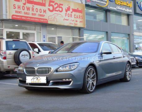 2013 BMW 6-Series 650i