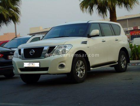2013 Nissan Patrol LE