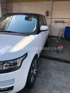 2015 Land Rover Range Rover Vouge HSE