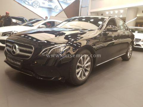 2019 Mercedes-Benz E-Class E 200 AMG