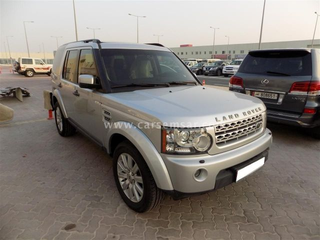 2013 Land Rover LR4 SE for sale in Qatar - New and used ...