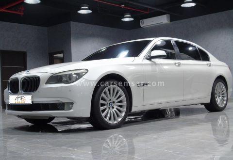 2012 BMW 7-Series 730 Li