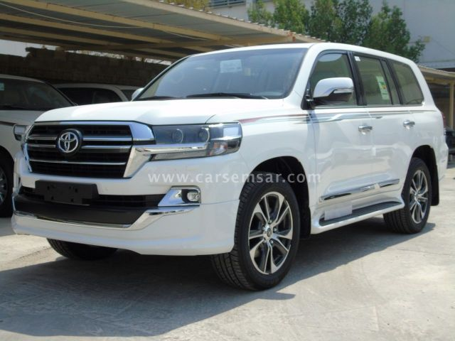 2020 Toyota Land Cruiser GXR Grand Touring