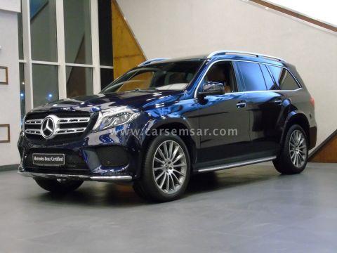 2019 Mercedes-Benz GLS 500