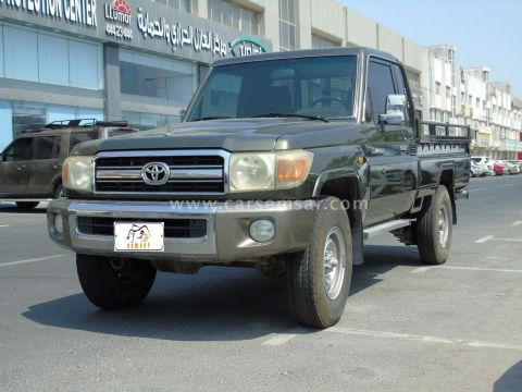 2008 Toyota Land Cruiser Pickup LX