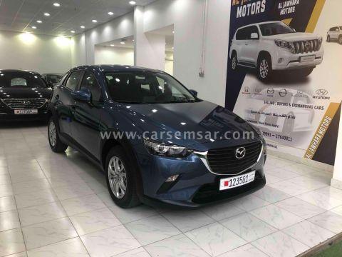2018 Mazda CX3 2.0