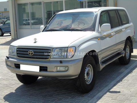 2005 Toyota Land Cruiser VXR