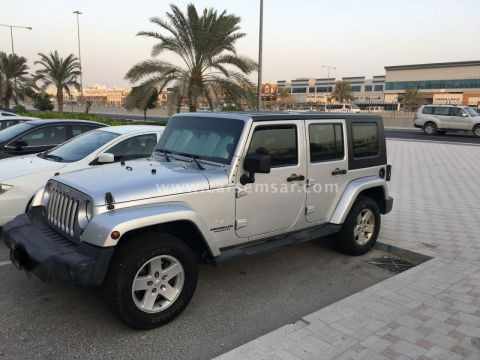 2010 Jeep Wrangler 3.8 Unlimited