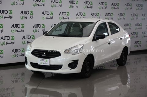 2014 Mitsubishi Attrage GL