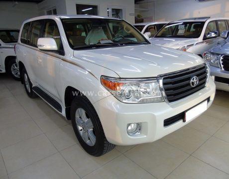 2015 Toyota Land Cruiser GX
